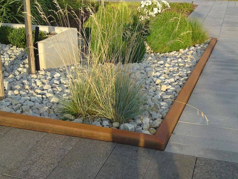 mikes edelstahldesign - Gartengestalltung